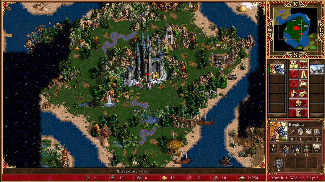 Heroes of Might and Magic III - Image Credit: Gamespot.com